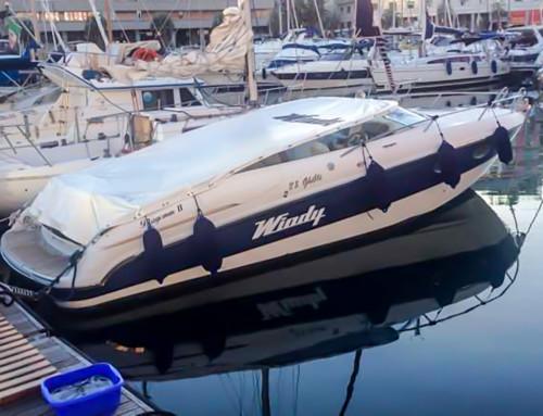 WINDY – GHIBLI 28 ft